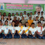Investiture Ceremony & 3rd International Yoga Day Celebrations